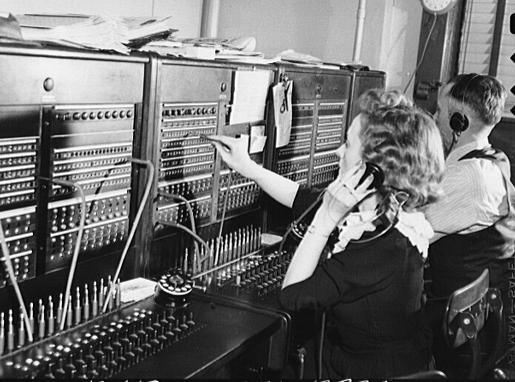 2195-Switchboard-Operator
